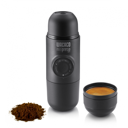مینی پرسو قهوه پودری (Minipresso GR)
