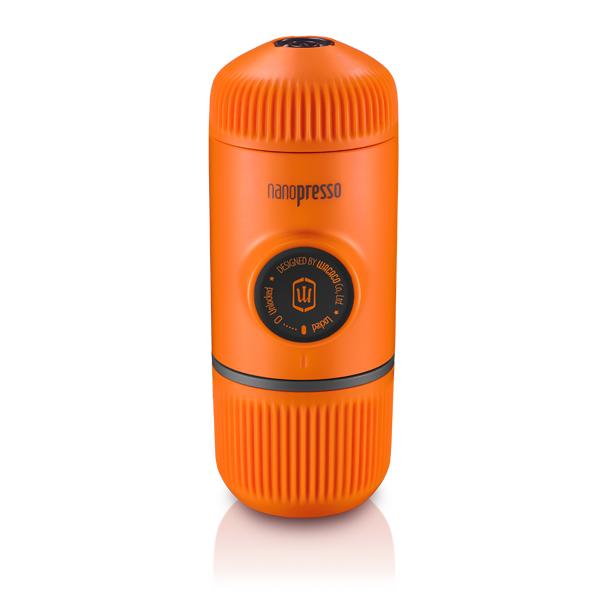 نانوپرسو نارنجی پاترول (Nanopresso Orange Patrol)