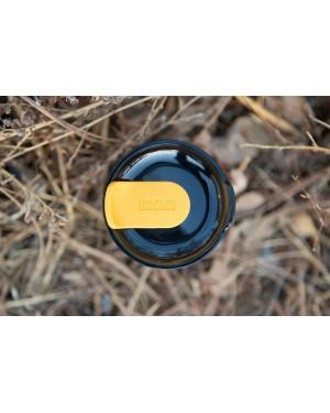 اکتاروما سری لونگو، زرد کهربایی (Octaroma Lungo Amber Yellow)